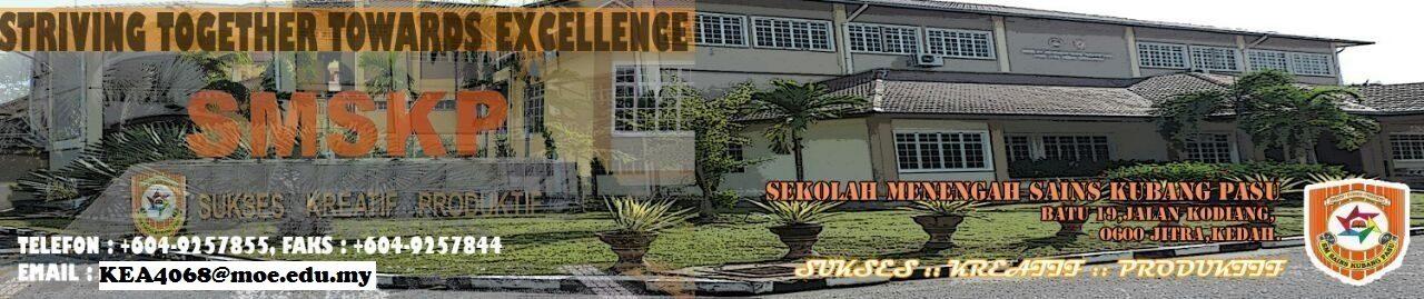 ..:: Sekolah Menengah Sains Kubang Pasu ::..
